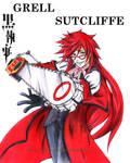 Kuroshitsuji - Grell Sutcliffe