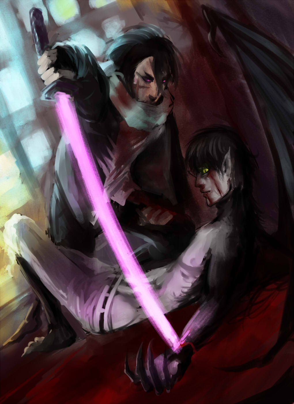 Sword by ananovik