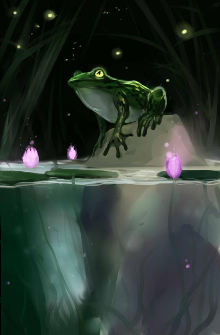 Frog by ananovik