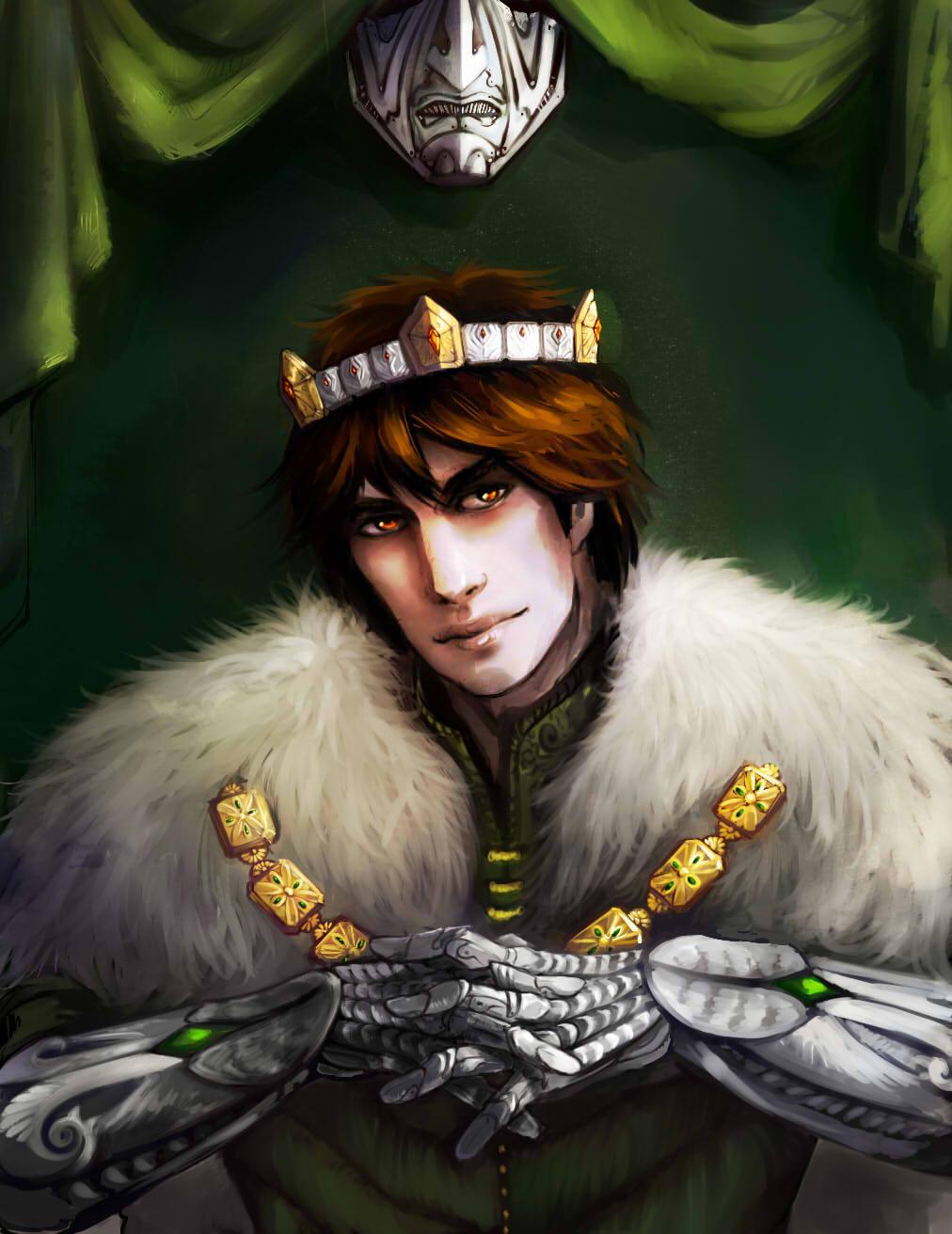 King: Viktor von Doom by ananovik