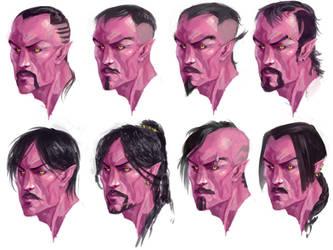 Sinestro by ananovik