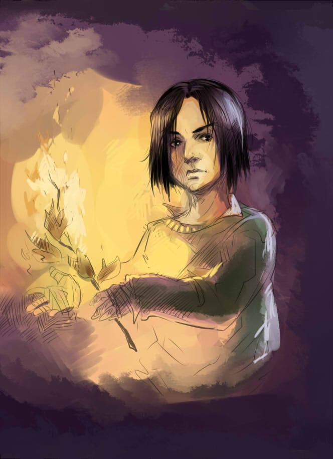 Little Severus by ananovik