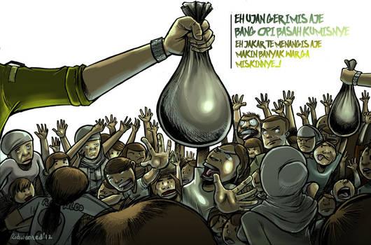 Gombal Jakarta - Kemiskinan