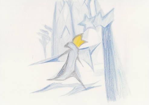 Namine's drawings - Roxas run
