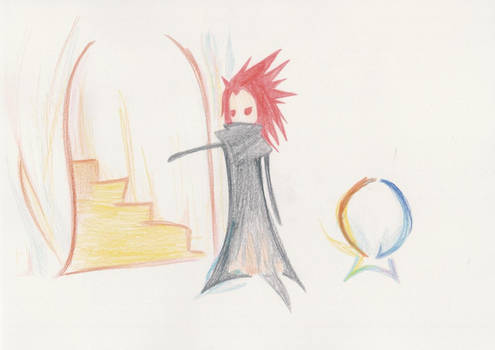 Namine's drawings - Axel