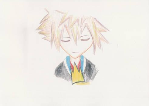 Namine's drawings: Slumber
