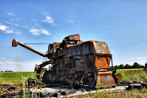 rusty harvester 2 by Pungsu