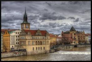 Prague 3 by Pungsu