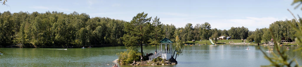 Aya lake by xandervoron