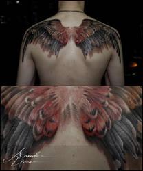Oct - 2015 / Kestrel Wings