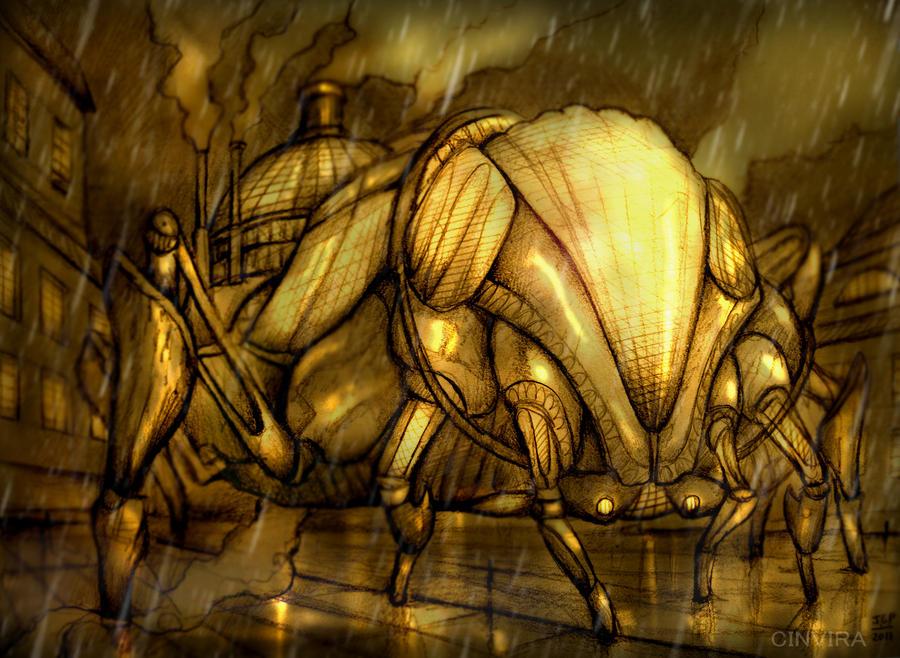 Steamcrab by Cinvira