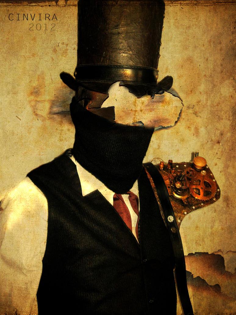 Steampunk Costume by Cinvira