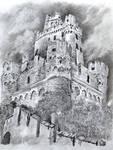 castle by tunnelbrat