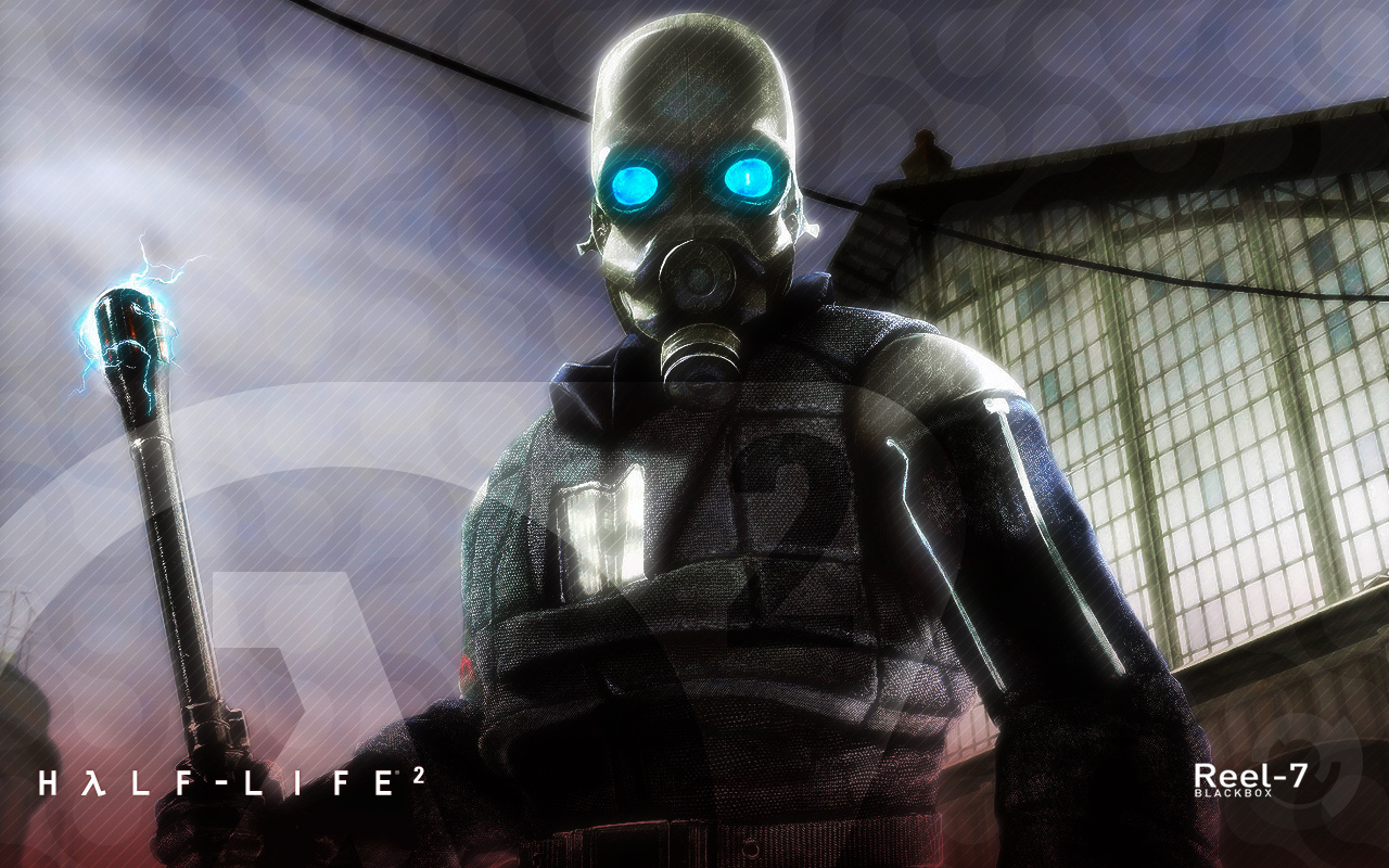 Half Life 2 Combine Wallpaper: Half-Life 2 Wallpaper3 By McFlyWalker On DeviantArt