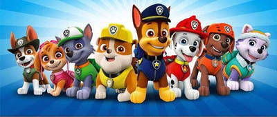 Whos your favourite pup in paw patrol ?  by ConnorNeedham
