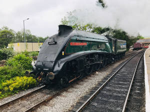 BR A4 class no.60009 union of South Africa