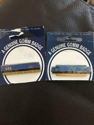 2 new badges