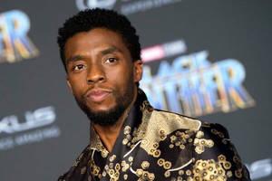 Rest in piece Chadwick Boseman aka black panther