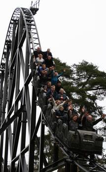 Th13teen rollercoaster