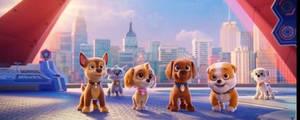 Paw patrol pups ^^