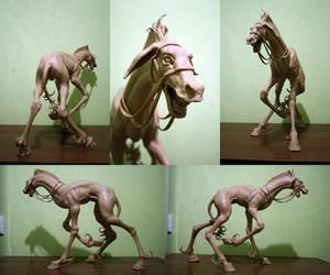 Horse by Sadania
