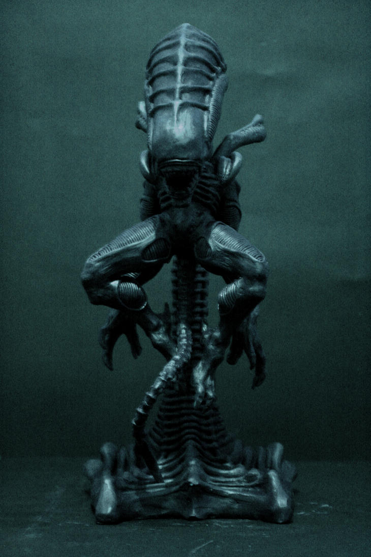 Alien 3 by Sadania