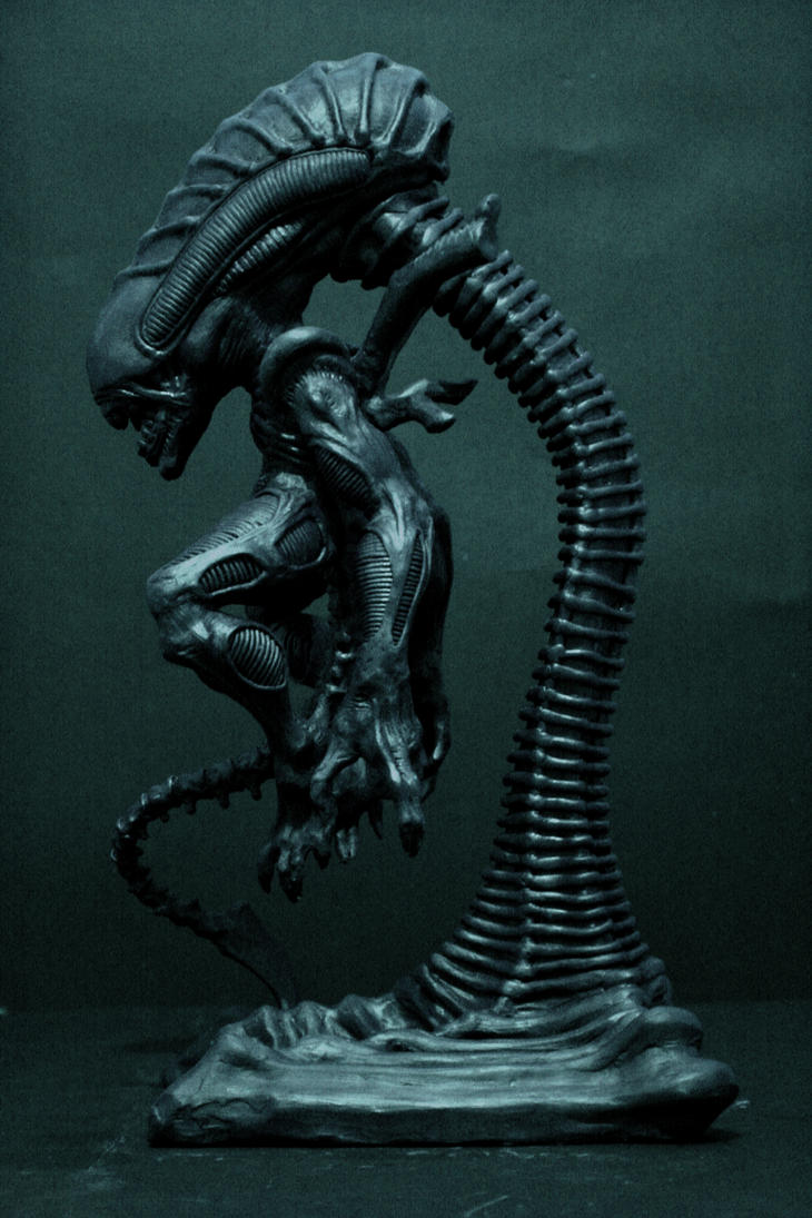 Alien 4 by Sadania
