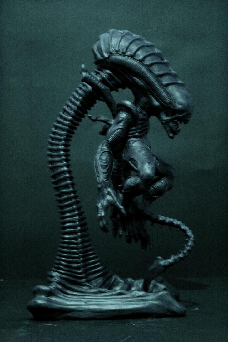 Alien 5 by Sadania