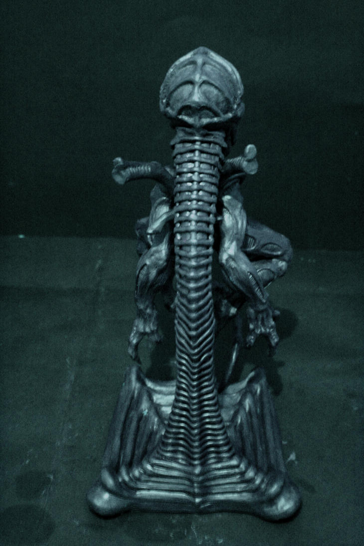Alien 7 by Sadania