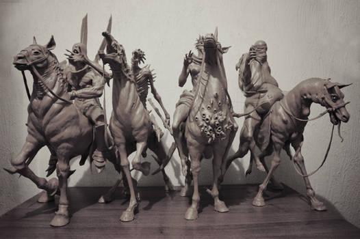 Four Horsemen of the Apocalypse 1