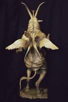 Goat 8 by Sadania