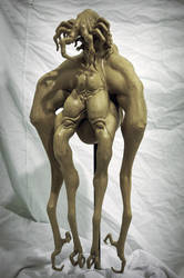 Womb of centipede 2 by Sadania