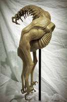 Womb of centipede 4 by Sadania