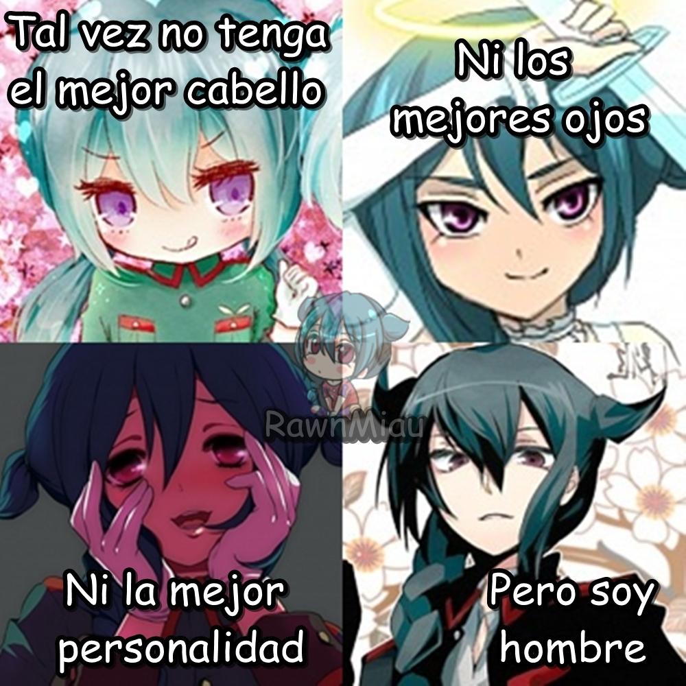 Meme (Spanish) By RawnMiau On DeviantArt
