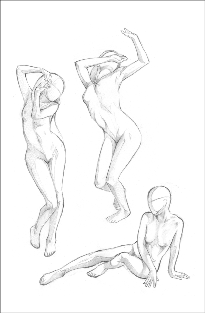 Female study - 20130105 by StyrbjornA