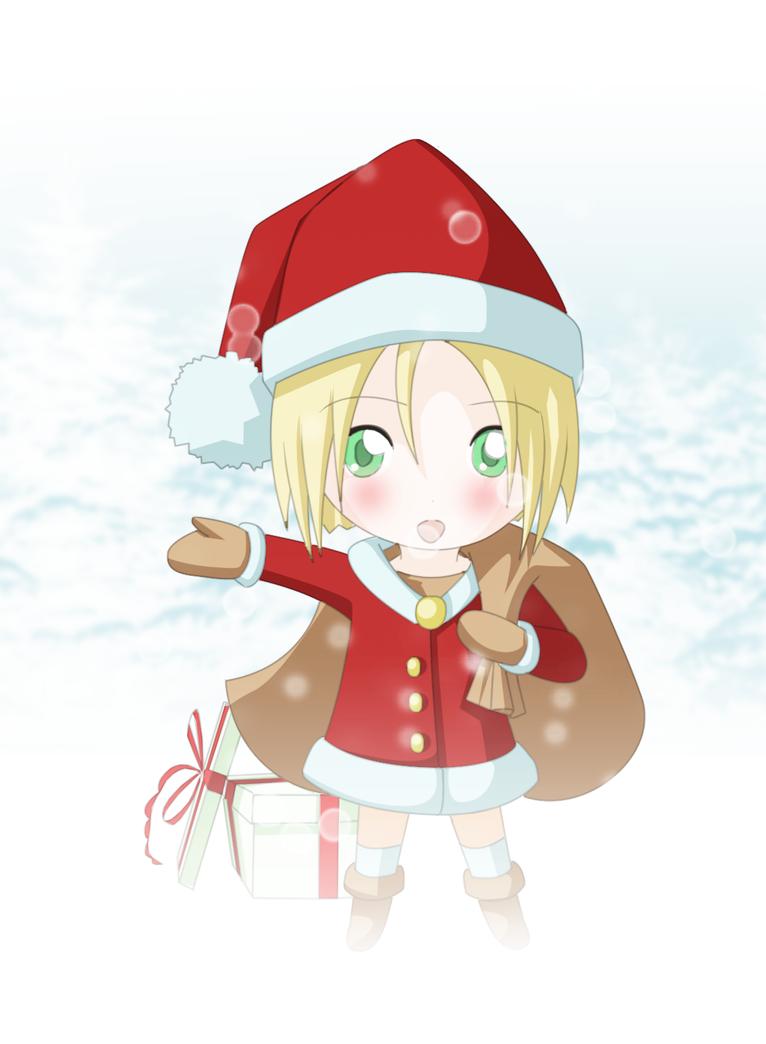 Santa's Little Helper by StyrbjornA