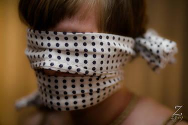 Blindfolded and Gagged by Zetsunawa