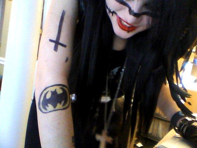 Batman by PATDRydenforever21