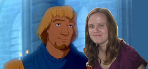 Phoebus and me xD