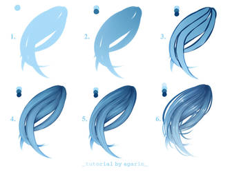 Hair Tutorial by Agarin215