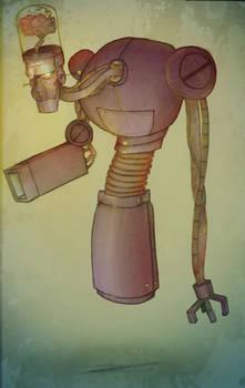 Robot 001