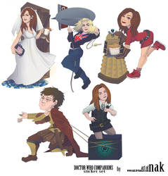 Doctor-who-sticker-set-companion