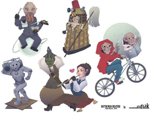 Doctor-who-sticker-set-creature