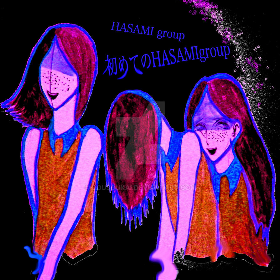 HASAMI group - Hajimete no HASAMI group by dousoukai