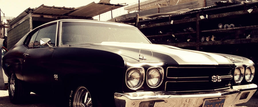 1970-71 Chevrolet Chevelle by OkamIGrey