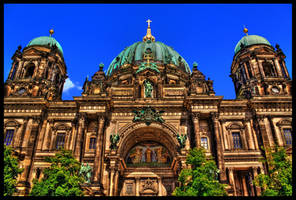 Berliner Dom by mrotsten