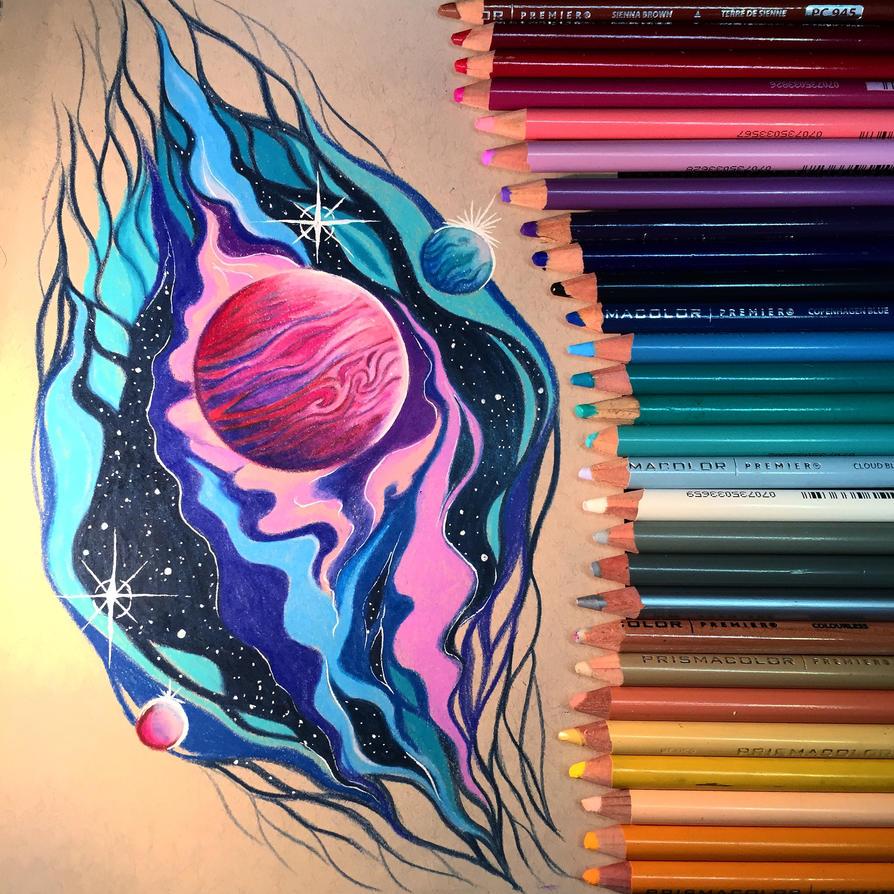 Cosmic by Ev3OfTheEnd