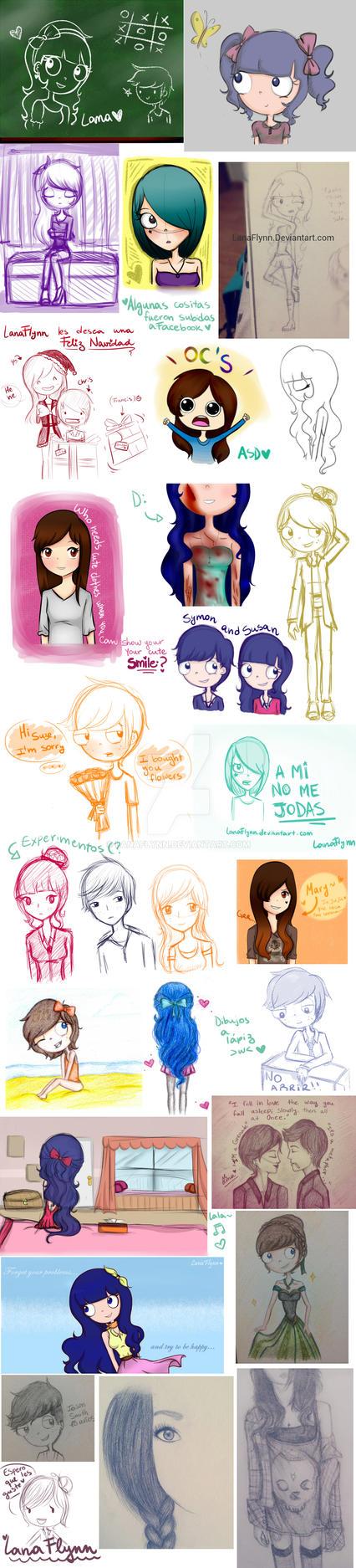 Sketch Dump2 by LanaFlynn