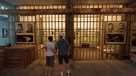 Watch Dogs 2 Alcatraz Cells by Beatminister