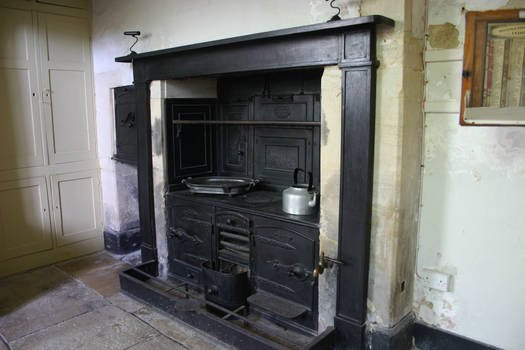 old stove stock